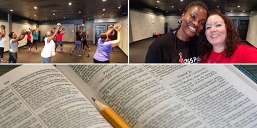 STRIVE Workout + Bible Study **ALL ARE WELCOME**