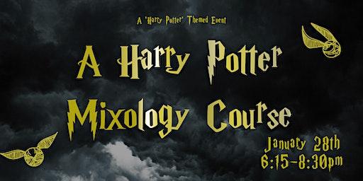 Kurant Mixology | Harry Potter Theme