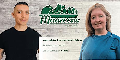 Vegan, gluten-free food tour in Galway  tickets