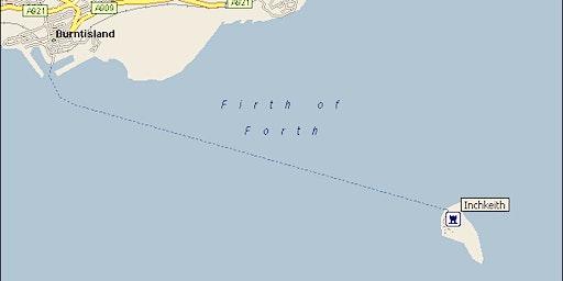 Boat trip to Inchkeith Island 18th April 2020