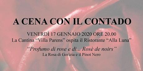 """""""Profumo di rose e di....Rosè de Noirs"""" biglietti"""