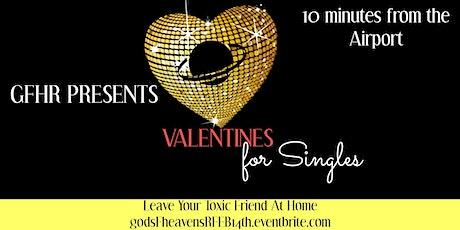 Vendor or Sponsor for Valentine's Day tickets