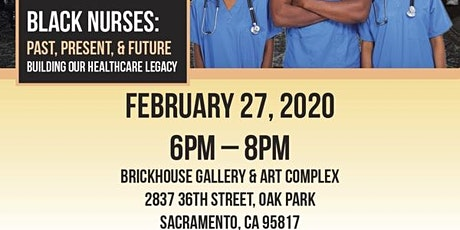 2nd Annual Black Nurses: Past, Present & Future Building Our Health Legacy tickets
