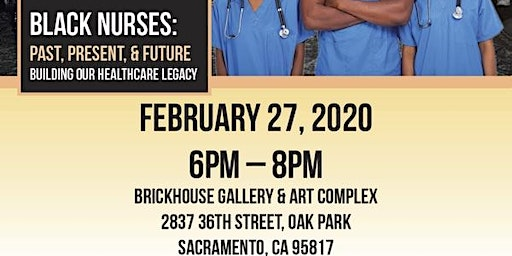 2nd Annual Black Nurses: Past, Present & Future Building Our Health Legacy