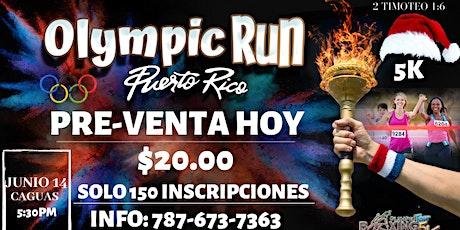 """BOXING FOR THE WORLD RUN 5K  """"3ra Edición """" OLYMPIC RUN TOUR"""" tickets"""