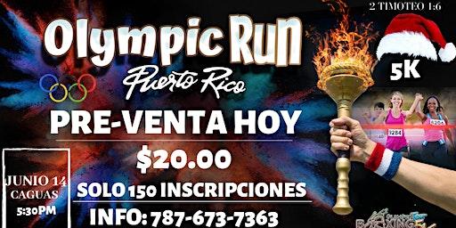 """BOXING FOR THE WORLD RUN 5K  """"3ra Edición """" OLYMPIC RUN TOUR"""""""