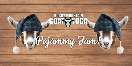 Goat Pajammy Jam! (RMGY Studio) tickets