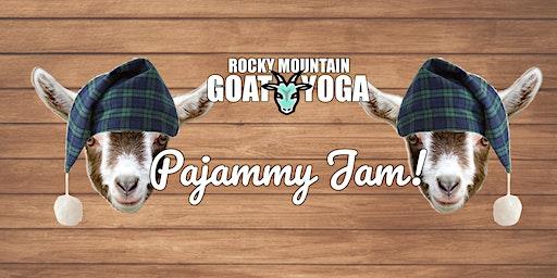 Goat Pajammy Jam! (RMGY Studio)