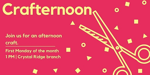 Crafternoon - February