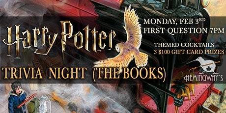 Harry Potter Trivia (The Books) 2.1 tickets