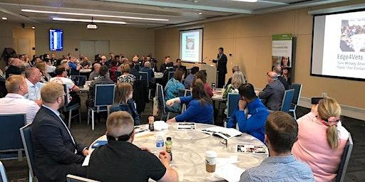 Edge4Vets at Edmonton Airport - Register for SPRING, 2020 Workshop