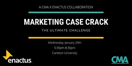 Marketing Case Competition tickets
