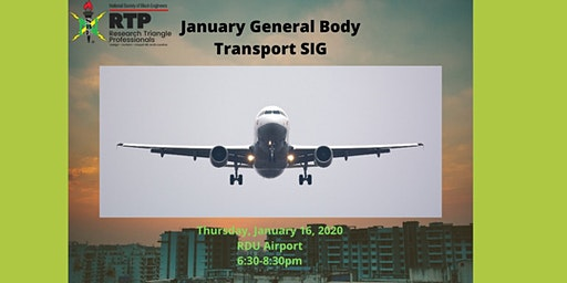 NSBE RTP January 2020 General Body Meeting