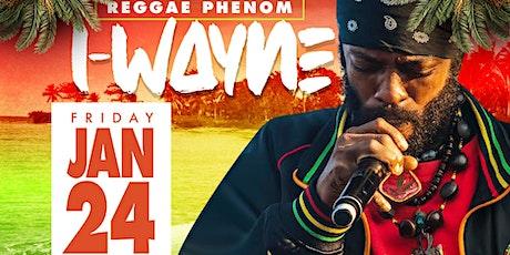 I WAYNE - KOLA LOUNGE -  01242020 tickets