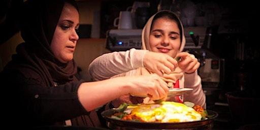 Iranian cookery class with Elahe and Parastoo