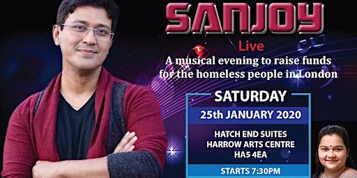 SANJOY Live along with Sharmi Ganguli