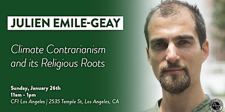 Climate Contrarianism and its Religious Roots tickets