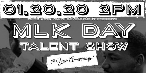 5th Annual FAYD MLK Day Talent Show