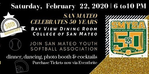 50th Anniversary Celebration - San Mateo Youth Softball Association