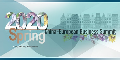 2020 Spring - China-European Business Summit tickets