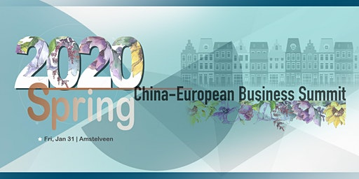 2020 Spring - China-European Business Summit