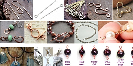 Epic Jewellery Findings Workshop tickets