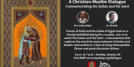 Christian-Muslim Dialogue: Commemorating the Sultan & the Saint tickets