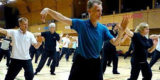 6 week beginner Tai Chi course