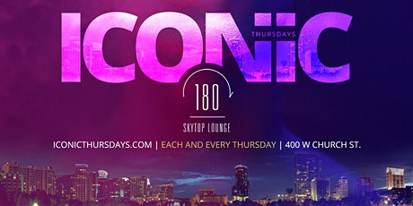 ICONIC Thursdays tickets