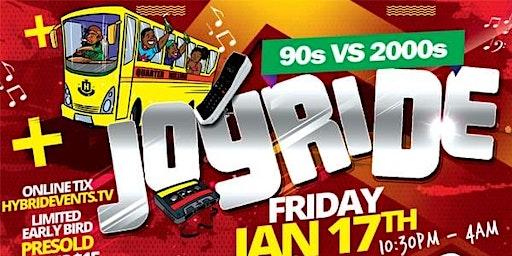 Joyride, Dancehall 90's vs 2000's a musical journey...