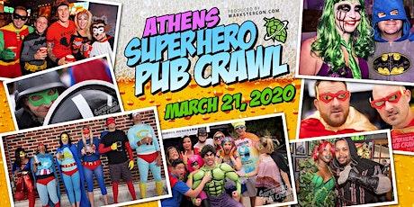SuperHero Pub Crawl (Athens, GA) tickets