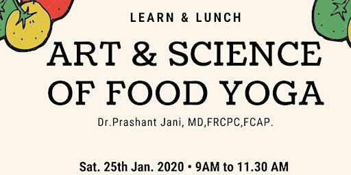 Art & Science of Food Yoga
