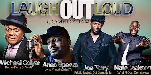 Laugh Out Loud Comedy Jam