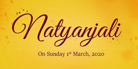 Natyanjali tickets