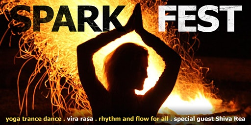 SPARK*FEST ~ With special guest, Shiva Rea. May 22-24, 2020