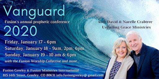 Vanguard 2020: A Prophetic Conference