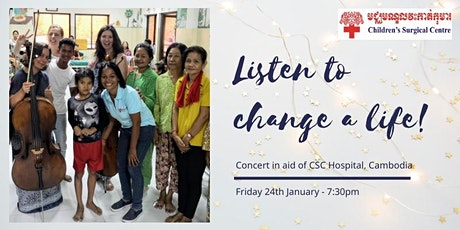 Concert for Charity Hospital - members of the London Chamber Orchestra tickets