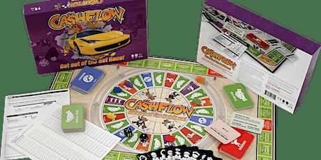 Cashflow 101 Workshop with Financial Educator Charmaine Simpson tickets