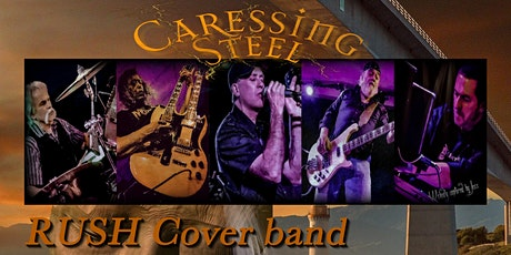 Caressing Steel - Rush Tribute tickets