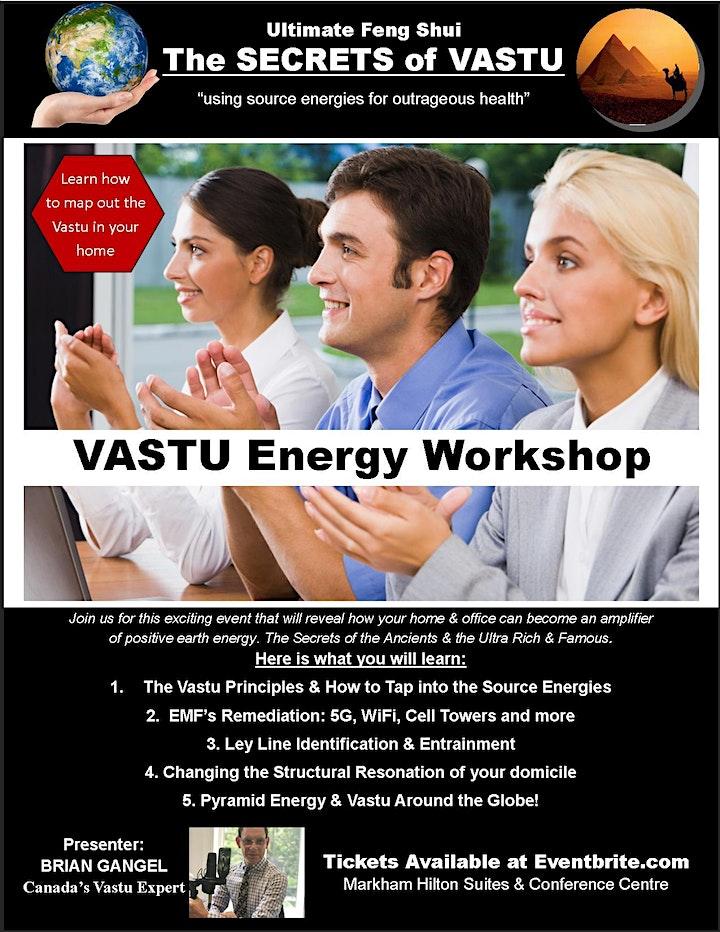Vastu Energy Workshop image