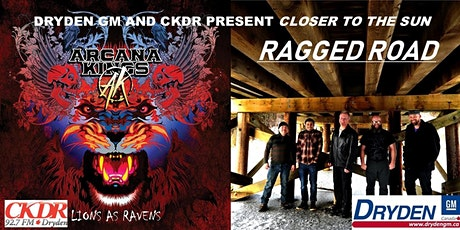 Closer to the Sun - Arcana Kings & Ragged Road  tickets