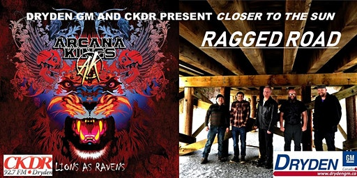 Closer to the Sun - Arcana Kings & Ragged Road