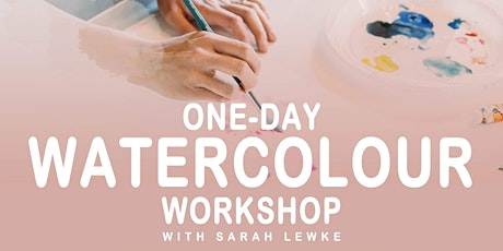 One Day Watercolour Workshop tickets