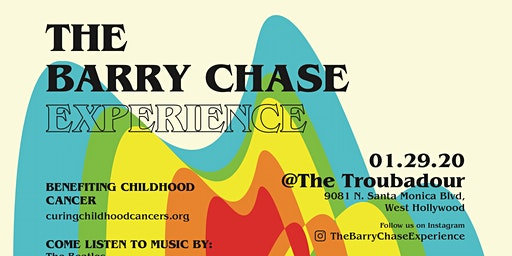 The Barry Chase Experience