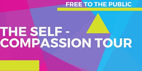 The Self-Compassion Tour tickets