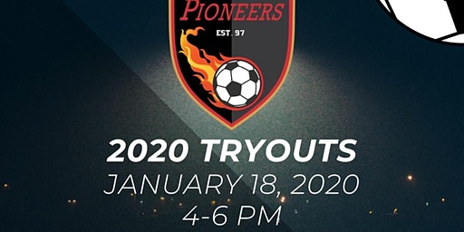 Pioneers Tryouts for 2020 USL League Two Team