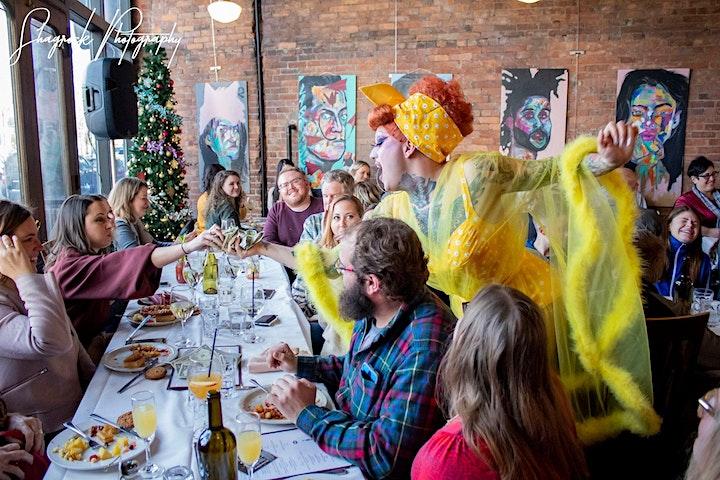 Edibles Restaurant's Drag Me To Brunch image