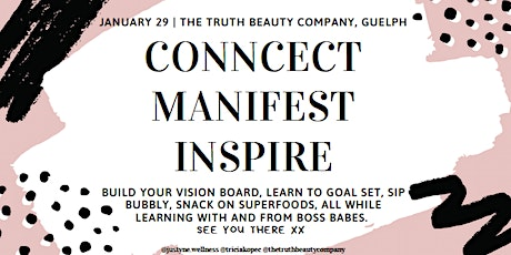 Connect + Manifest + Inspire 2020 Workshop tickets
