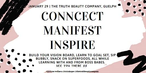 Connect + Manifest + Inspire 2020 Workshop