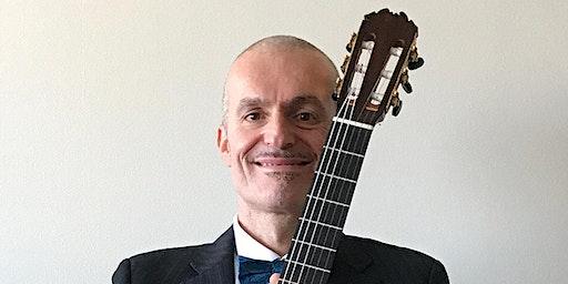 Fabio Montomoli at Archer Vineyard